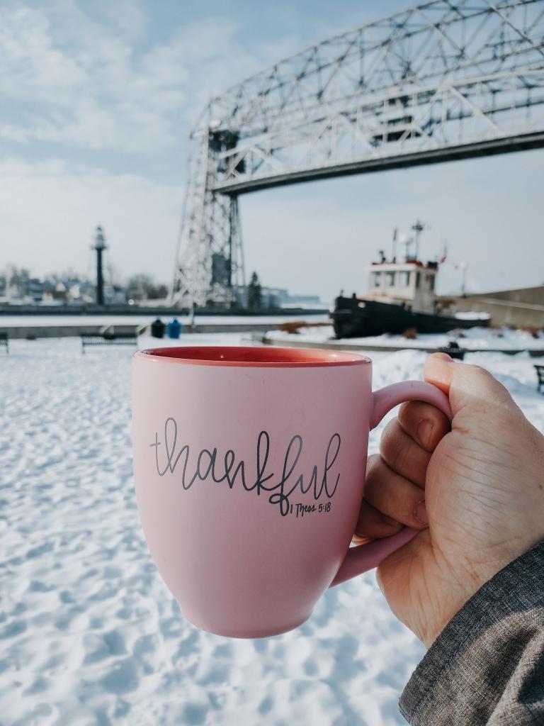 thankful mug hope and happy designs ceramic mug encouraging mug friend gift