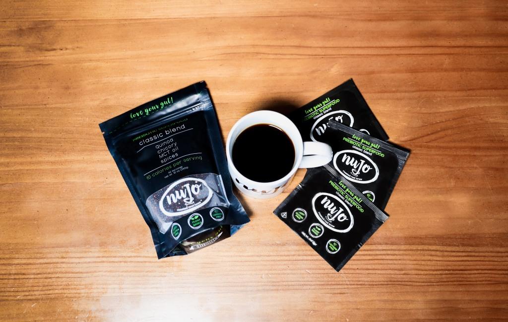coffee tea alternative healthy drink nujo