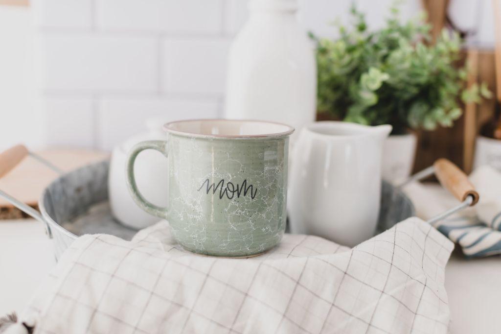 mom mug hope and happy designs camper mug mom gift