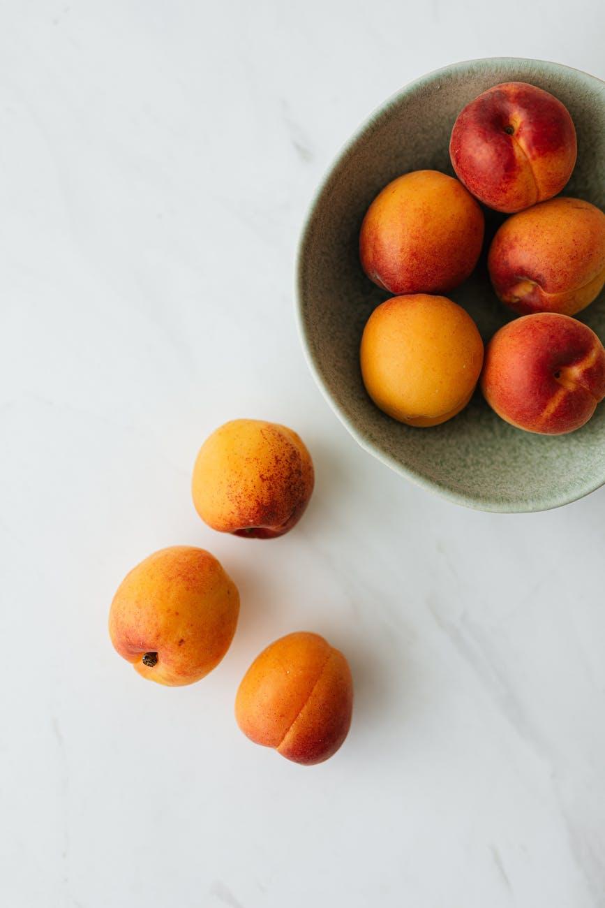peach apple cider vinegar drink trim healthy mama thm